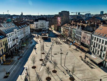 Discover our new 'Place Jourdan / Jourdanplein'