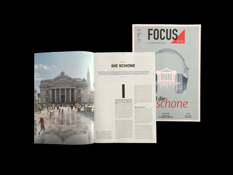 'Brussels Low Line' in Focus Archi