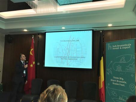Sum @ 'Sustainable Building & Smart City' seminar in Beijing