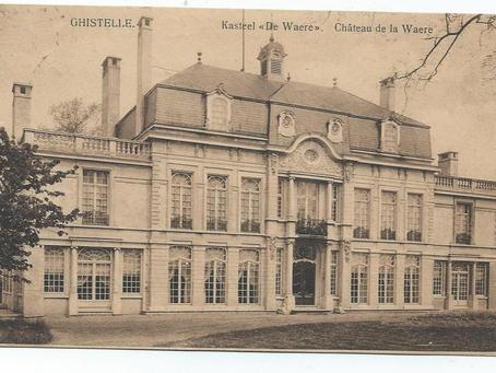 'Erfgoedbeheersplan Château de la Waere' approved