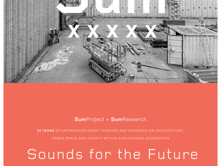 Sounds for the Future - Open House on 3 & 4 December
