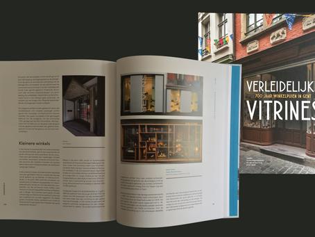 'Verleidelijke vitrines. 700 jaar winkelpuien in Gent' publication