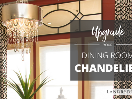 Upgrade Your Dining Room Chandelier: 5 Stunning Ideas