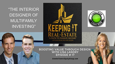 Keeping It Real Estate Graphic for Websi