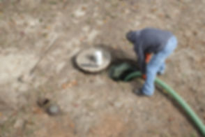 Septic Tanks System Installing