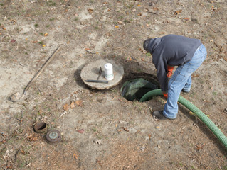 Septic Tank Spring Maintenance