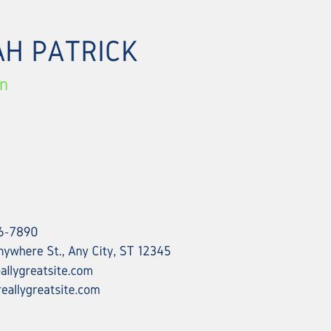 Business Card Sample (2)