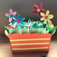 Window Art Activity: Platform's Paper Craft 'Window Box'   Platform & Alice Dansey-Wright