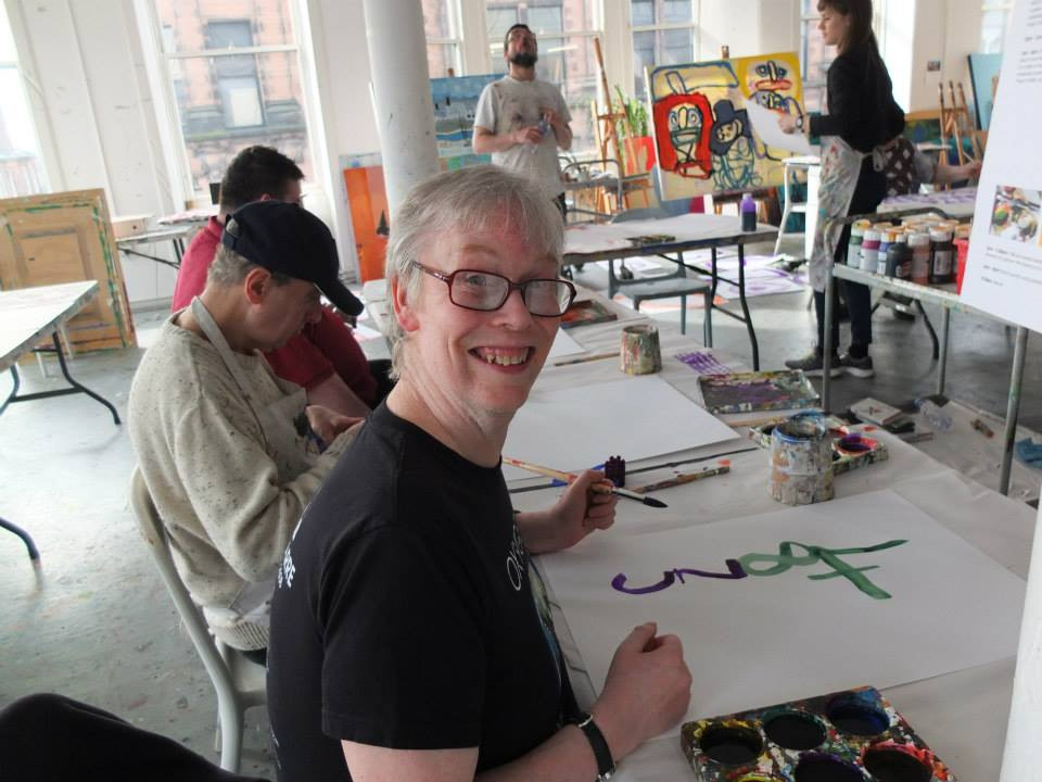 GOHAF 2015: Workshop with Project Ability &COLOUR HOTEL