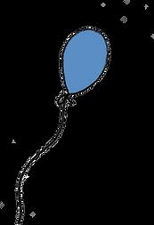 blue balloon vector.png