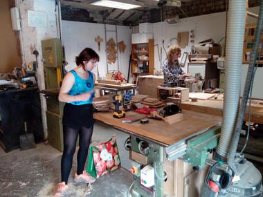 GOHAF 2017: Coach House Trust Workshops