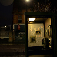 Phone Box Gallery   Joanna Ada Twaites