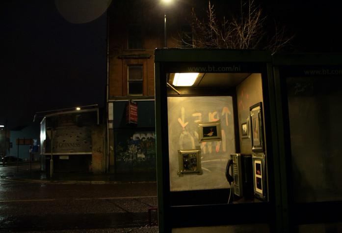 PHONE BOX GALLERY - Joanna Twaites