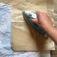 Start ironing!