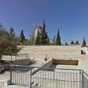 Yemin Moshe Neighborhood