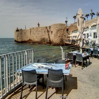 Akko Waterfront Cafe