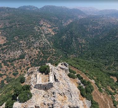 Nimrod Crusader Castle