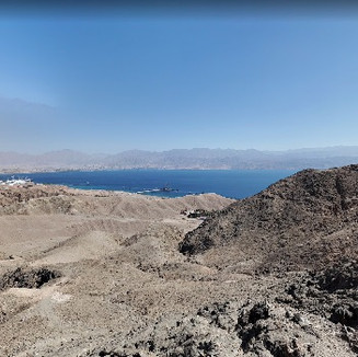 Red Sea and Red Mountains