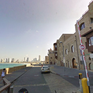 Jaffa Port - Walk to Tel Aviv