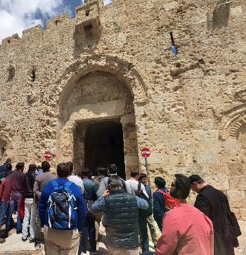 Zion Gate - Old City