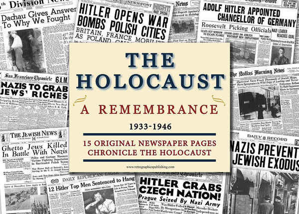 The Holocaust A Remembrance