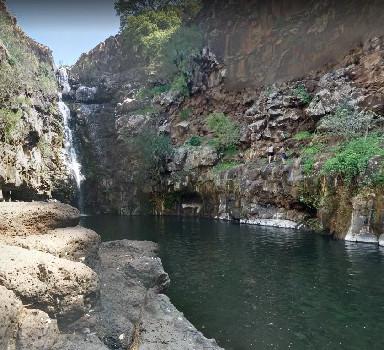 Golan Waterfall Zevitan