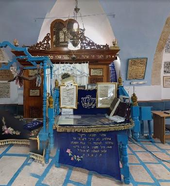 Abuhov Synagogue in Safat