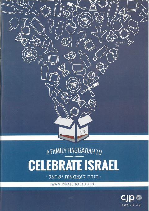 Celebrate Israel - A Family Haggadah