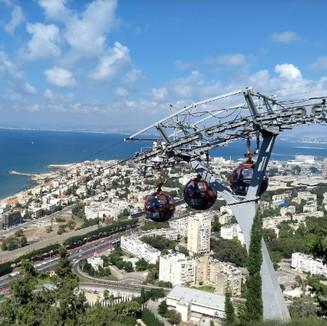 Haifa, Cable Car
