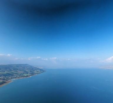 Sea Aerial View