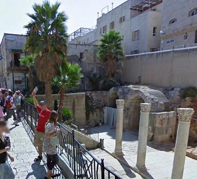 Old City - Cardo Street
