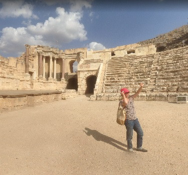 Beit Shean - Roman Theater