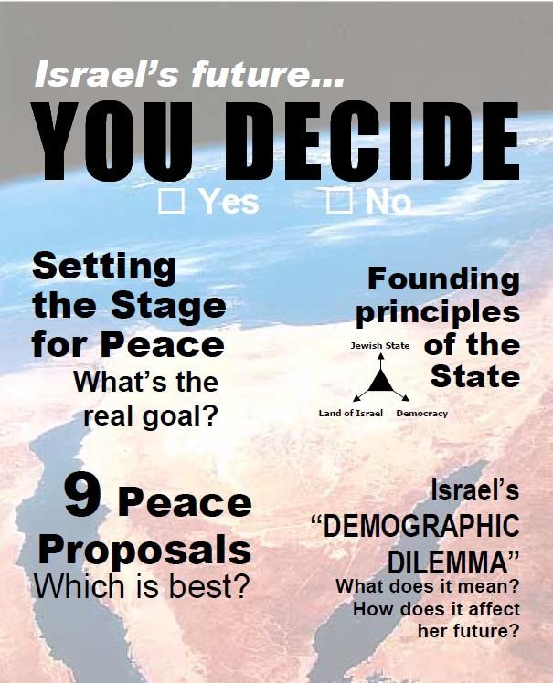 You Decide - Peace Plans