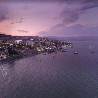 Tiberias in the Evening