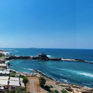 Caesarea Ancient Roman Port