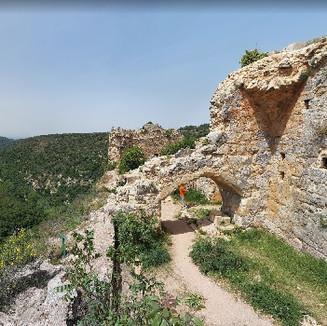 Monfort Crusader Castle