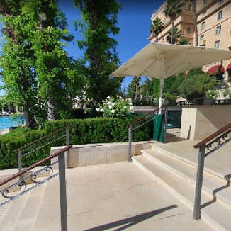 King David Hotel - Pool & Balcony
