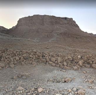 Masada - Before the Hike