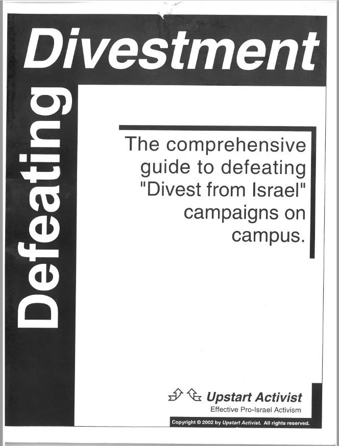 Defeating Divestment