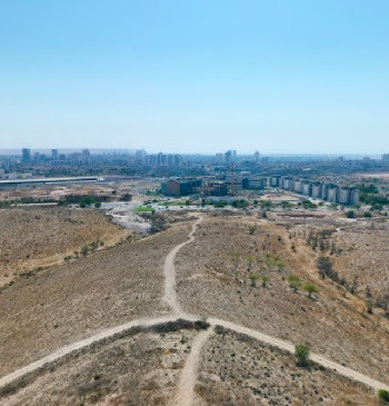 Beersheva on the Horizon