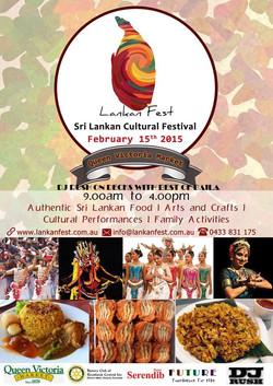 Lanka Fest  DJ RUSH  15 th  FEB