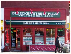 Bleecker St. Pizza
