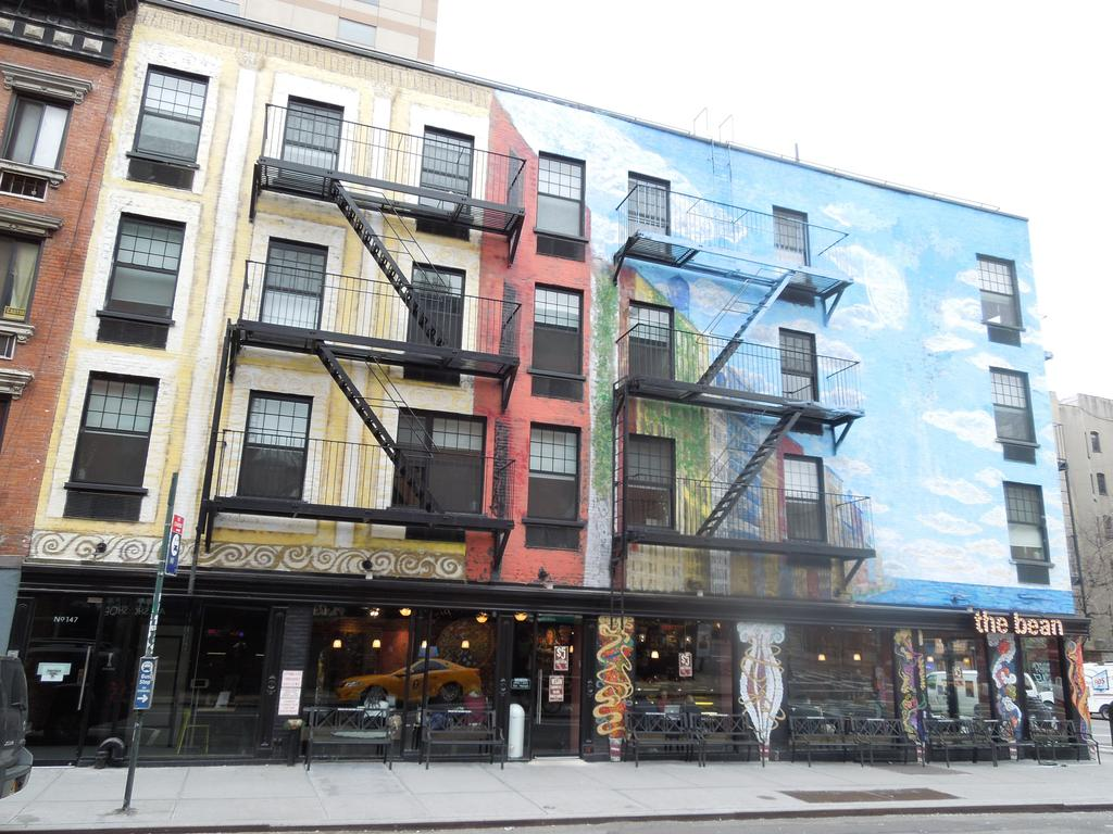 East Village Hotel⭐️⭐️⭐️