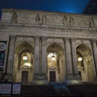 הספרייה הציבורית של ניו יורק