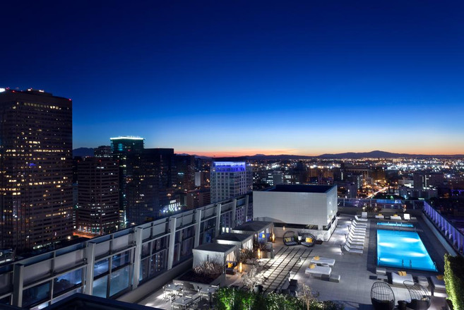 The Ritz Carlton LA Live - Downtown Los angeles