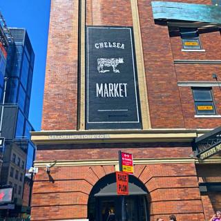 צ׳לסי מרקט - Chelsea Market