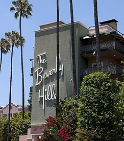 מלון בברלי הילס לוס אנג׳לס