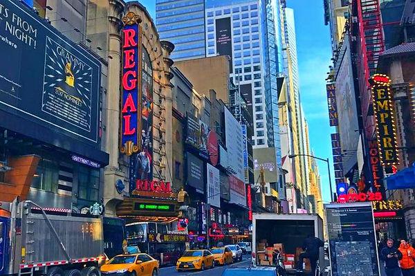 רחוב 42 ניו יורק, רחובות מומלצים בניו יורק, צילום Cityofnewyork.co.il