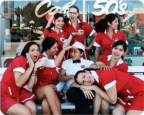 Cafe 50's Los Angeles