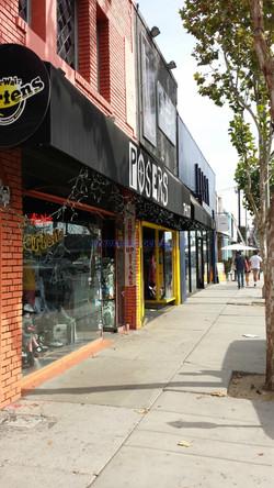 רחובות לוס אנג׳לס